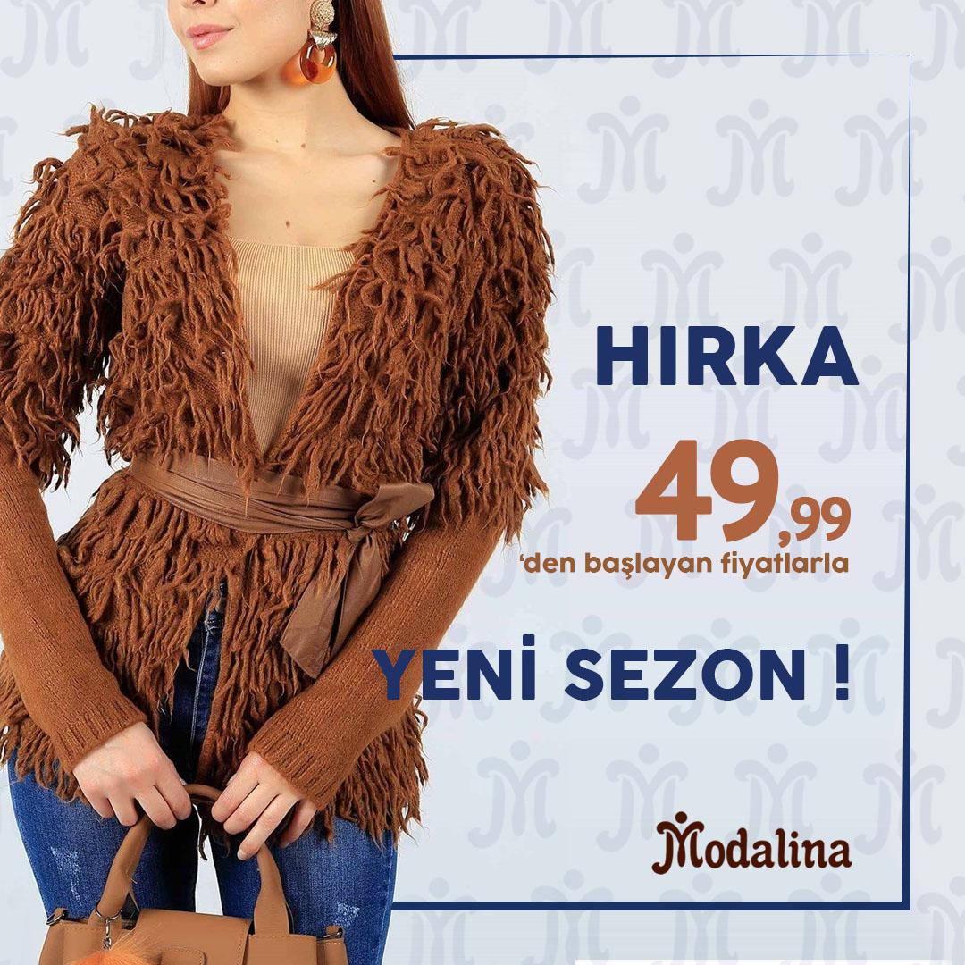 Moda Lina Sosyal Medya Çalışması